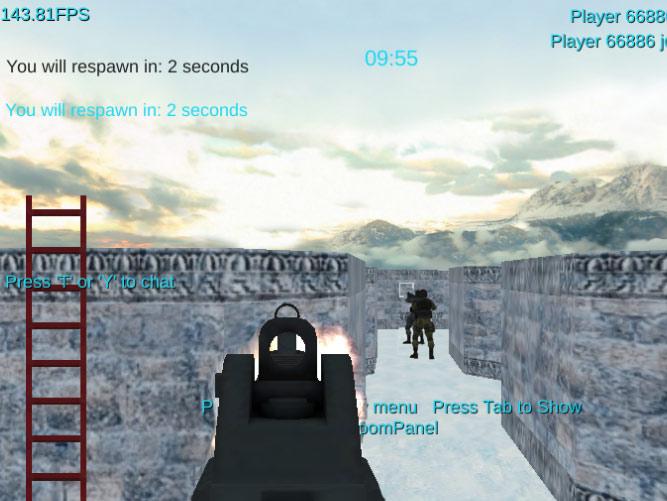 Combat Strike Multiplayer Juegos Friv 2018