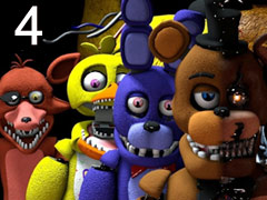 Five Nights at Freddy's 4 - Play Five Nights at Freddy's 4