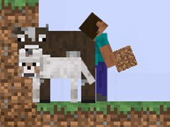 paper minecraft play paper minecraft online at cargames com